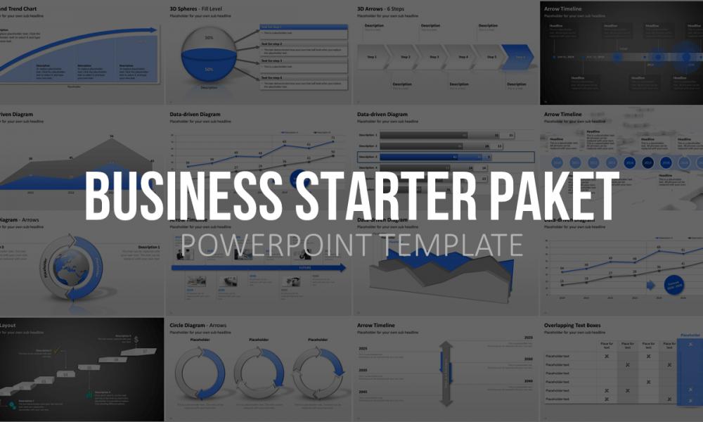 PowerPoint-Präsentation für Business Starter zum Download ...