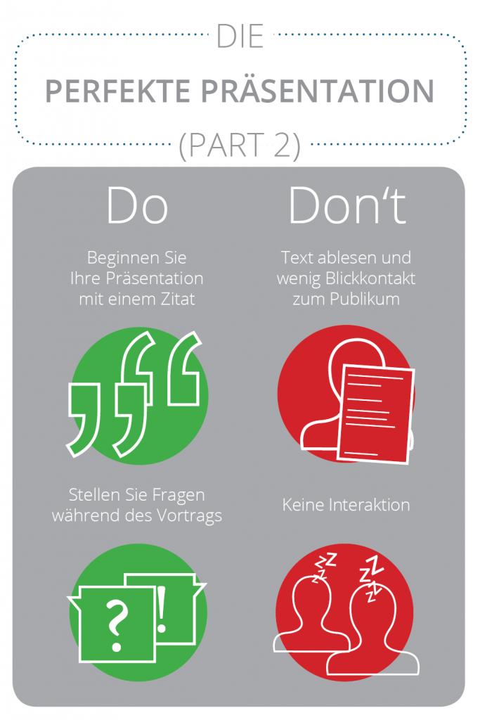 Infografik - Perfekte PowerPoint Präsentation Teil 2