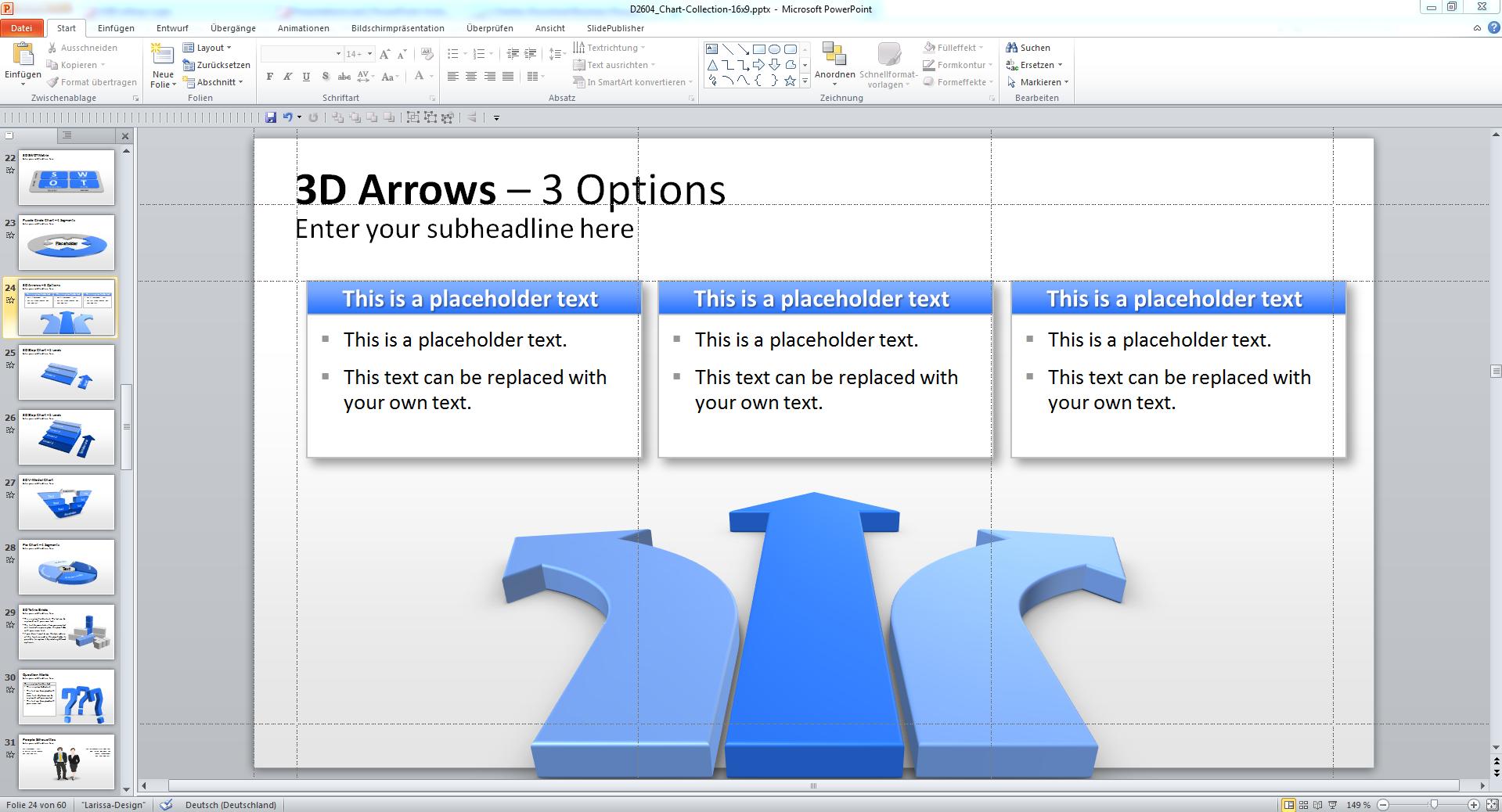 PowerPoint: So meistern Sie den Wechsel von 4:3 auf 16:9