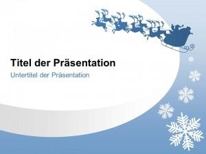 kostenlose powerpoint-vorlagen für weihnachten - presentationload blog, Einladung