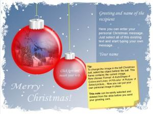 kostenlose powerpoint-vorlagen für weihnachten - presentationload blog, Einladungen