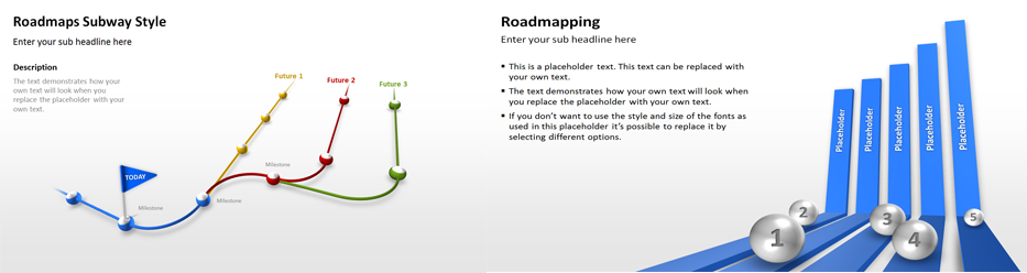 Road Maps PowerPoint