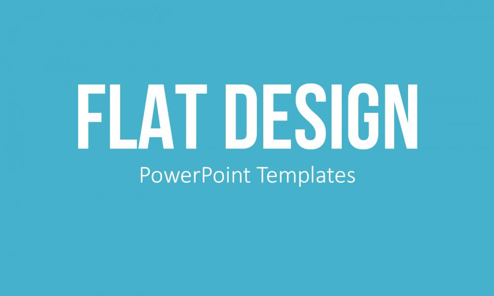 Flat Design: Blickfang für PowerPoint-Präsentationen ...