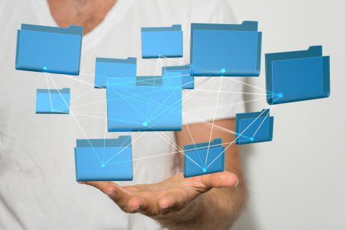 Präsentationen teilen auf Slideshare Filehosting Plattform