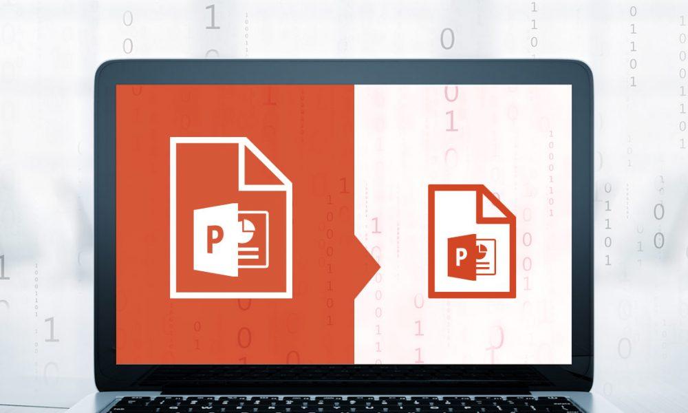 So Verkleinern Sie Die Dateigröße Ihrer Powerpoint Präsentation