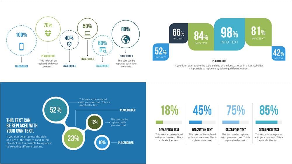 Zahlen in PowerPoint-Präsentationen anschaulicher darstellen ...
