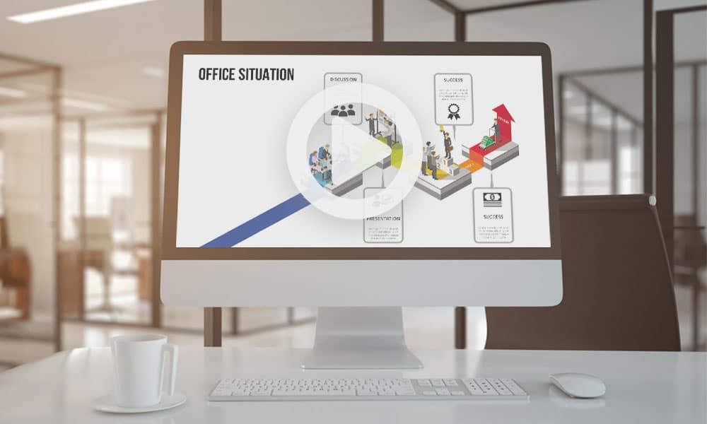Videos in PowerPoint einfügen Titelbild