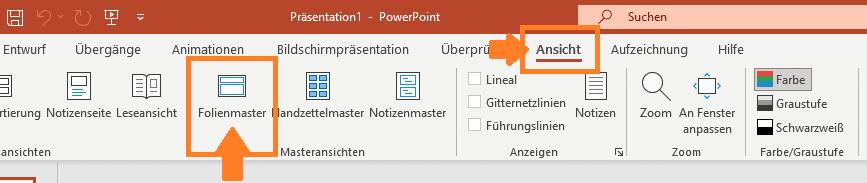 PowerPoint-Folienmaster 4
