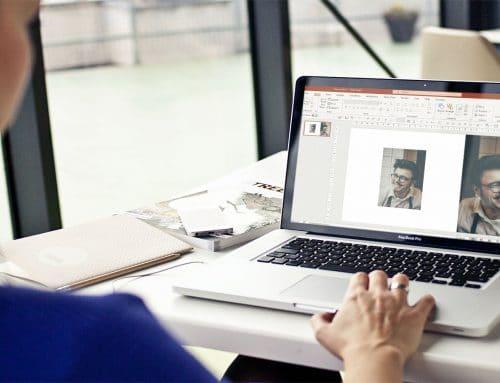 PowerPoint: Bild spiegeln – so geht's am einfachsten