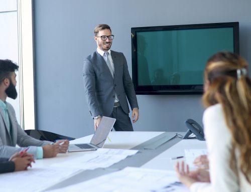 Worauf es bei Ihrer Unternehmenspräsentation ankommt
