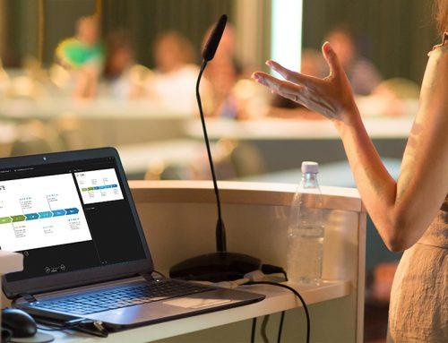 Besser präsentieren mit der Referentenansicht in PowerPoint