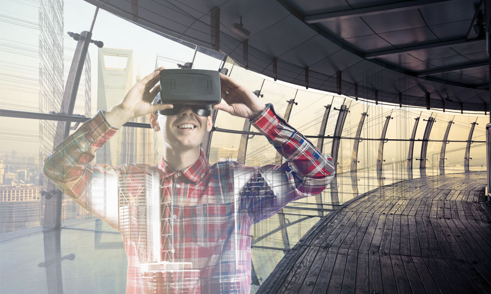 Präsentationen mit Virtual & Augmented Reality