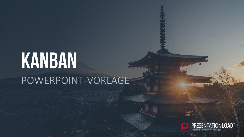 Kanban PowerPoint-Vorlage