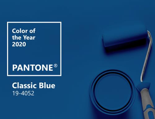 Classic Blue – die Pantone-Farbe des Jahres 2020
