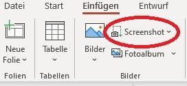 PDF in PowerPoint einfügen, BildPDF
