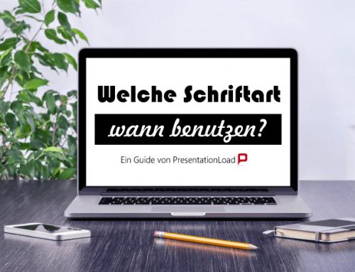 Schriften in PowerPoint – Mit der richtigen Schriftart das Beste aus Ihrer PPT herausholen