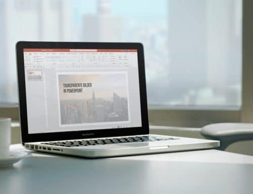 PowerPoint: Bild transparent machen – Die Profi-Anleitung!