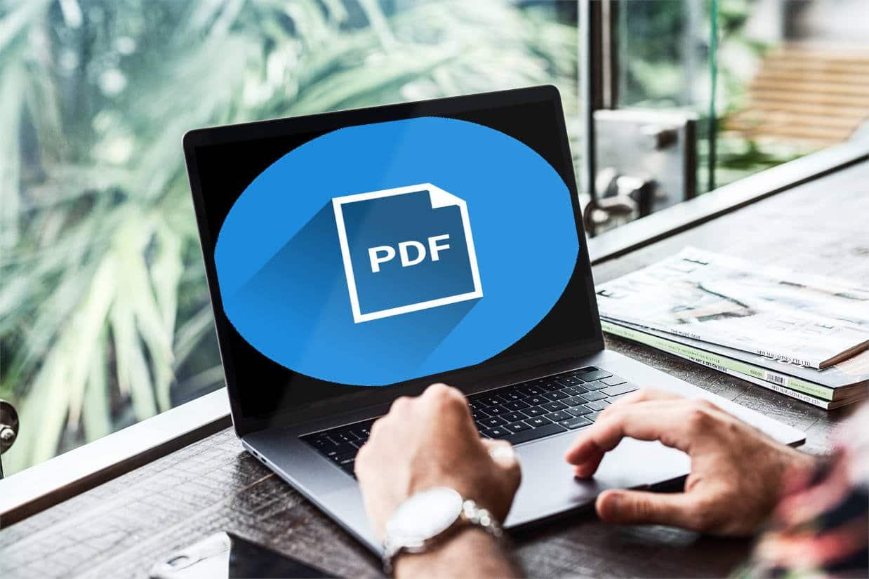 PDF in PowerPoint einfügen Titelbild