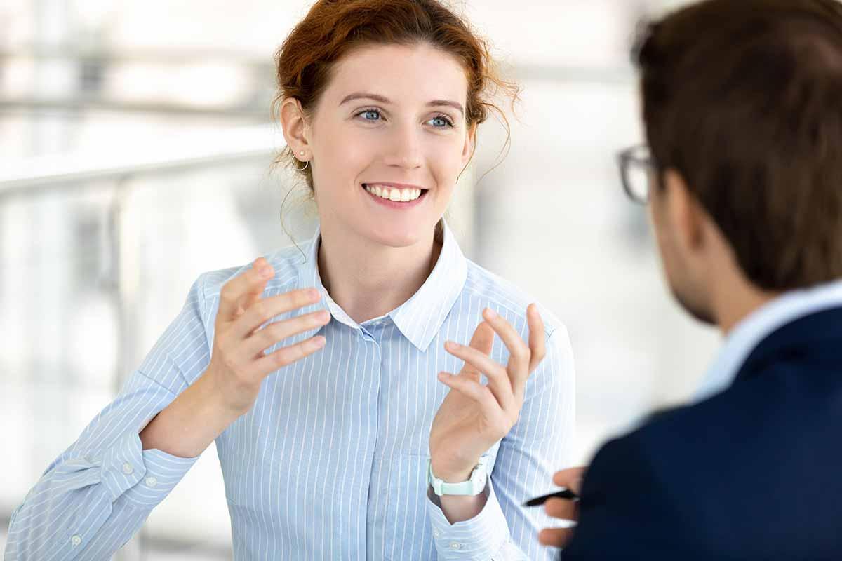 dialog präsentation