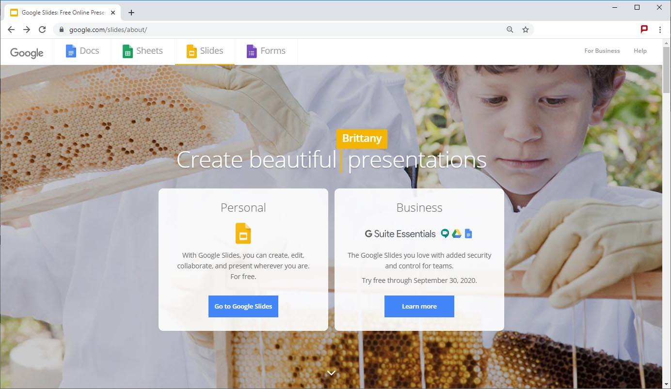 google slides online präsentation erstellen