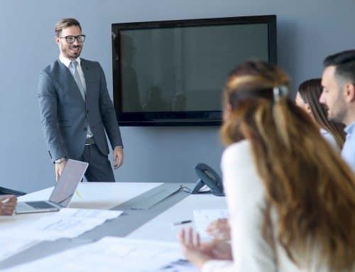 PowerPoint-Folien während der Präsentation ausblenden