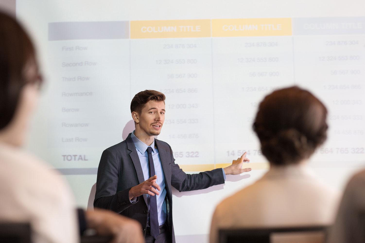 PowerPoint Tipps. wie viele Folien pro Präsentation