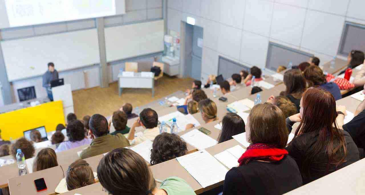 Präsentieren an der Universität