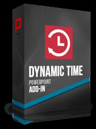 Dynamische Zeitanzeige für PowerPoint