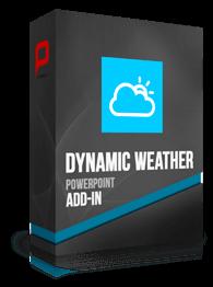 Dynamische Wetter-Anzeige für PowerPoint