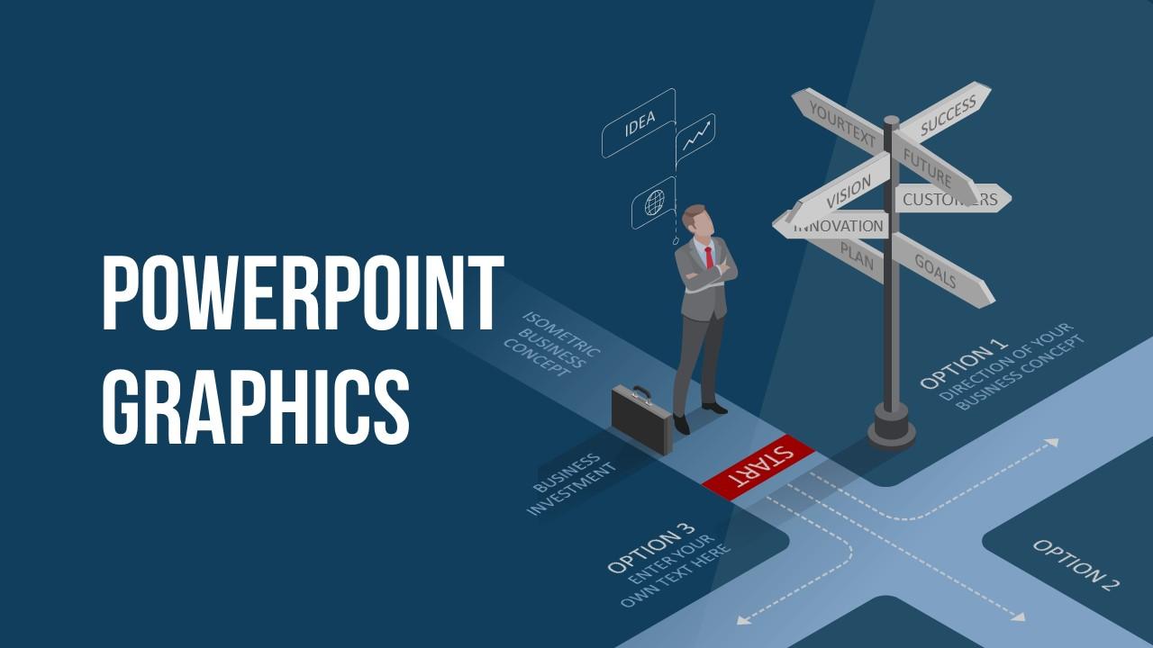 PowerPoint-Design-mit-Grafiken