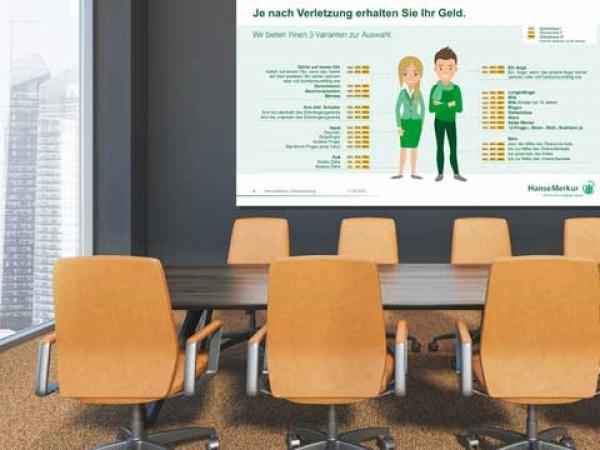 PowerPoint Presentation HANSE MERKUR