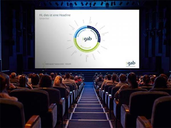 PowerPoint Präsentation GAB