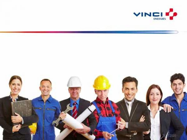 PowerPoint Presentation VINCI ENERGIES