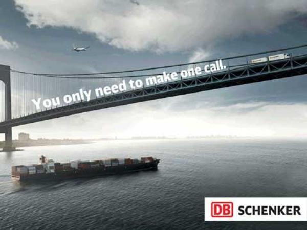 PowerPoint Presentation DB SCHENKER