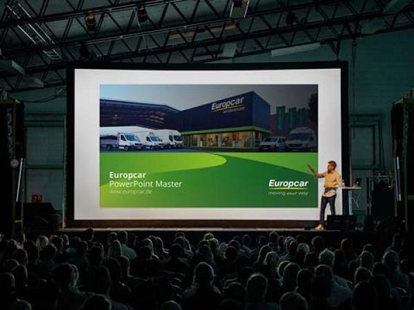 PowerPoint Presentation EUROPCAR