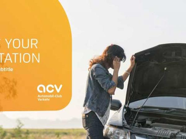 PowerPoint Präsentation ACV Automobil-CLUB