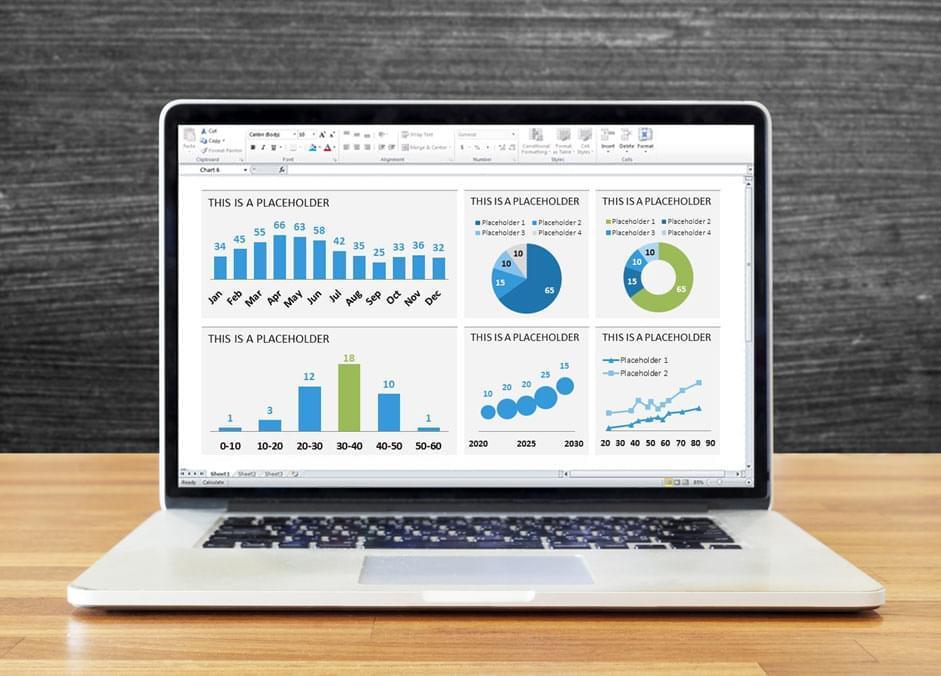 Excel BI Dashboards