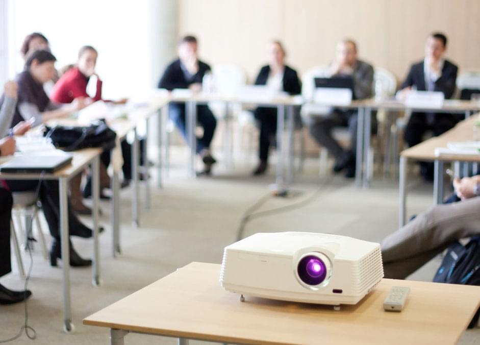 Unternehmenspräsentation mit PowerPoint